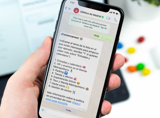 Enviar mensajes automatizados por whatsapp business para pymes