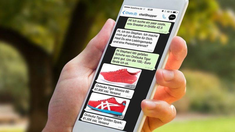 Mostrar tu catálogo de productos en whatsapp business para pymes