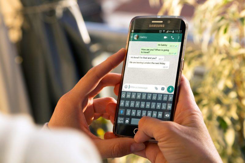 Conocer las estadísticas de todas las conversaciones a través de whatsapp business para pymes