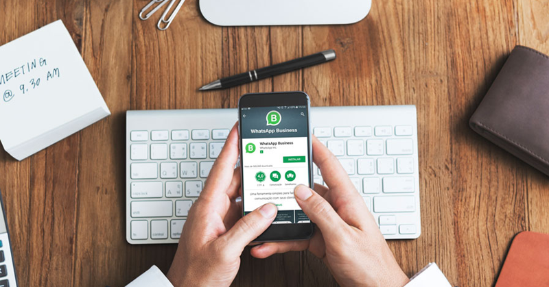 whatsapp business para pymes