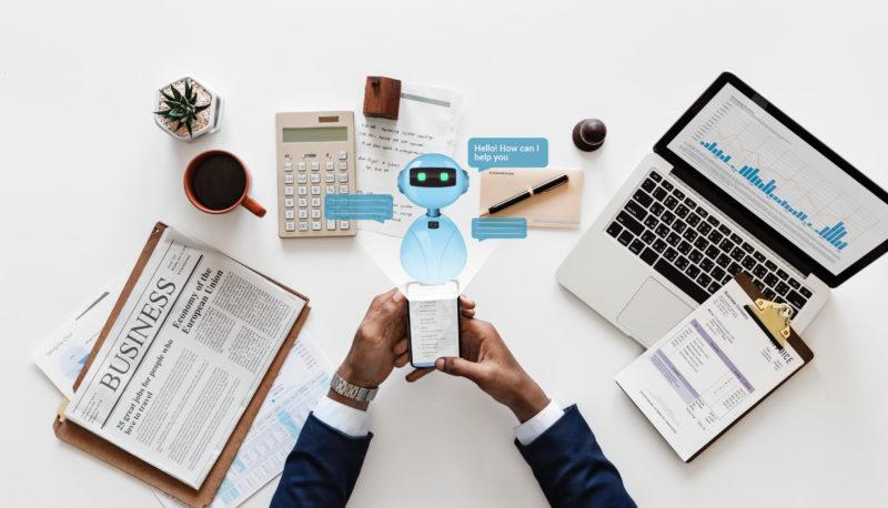 Entidades bancarias optan por integrar chatbots y asistentes virtuales