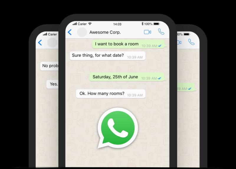 Próximamente se crearán botones de chatbots en WhatsApp