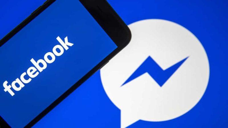 Iniciar sesión para conectarse con Messenger