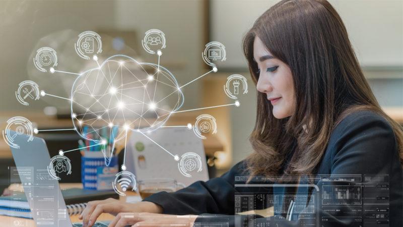 Analizar los datos para interactuar con la IA