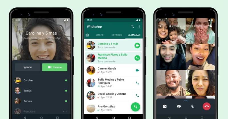 Conoce las nuevas funciones de WhatsApp Business API